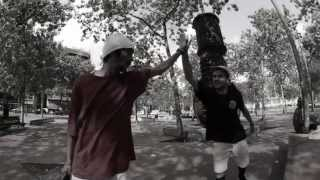 Adones Santiago - 15min/03tricks #Parallel (AlcateiaBCN)