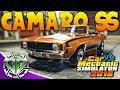 Car Mechanic Simulator 2018 : 1969 Chevrolet Camaro SS Restoration! (PC)