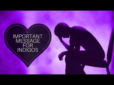 An Important Message For Indigo Adults
