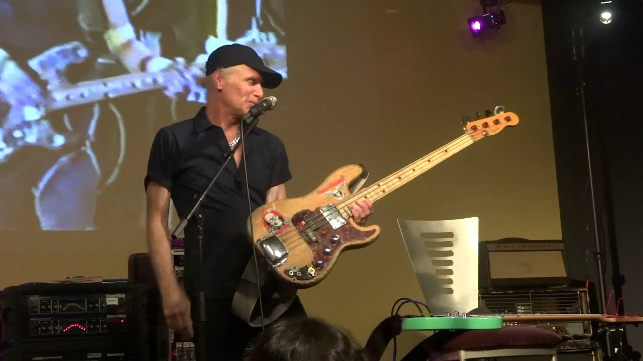 Billy sheehan first bass quot the wife quot yamaha attitude day 9 15 2012