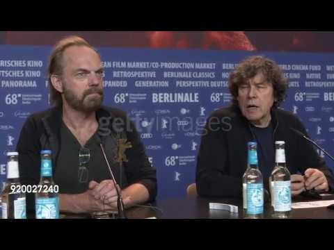 Berlinale 2018 Black 47 Press Conference Arrivals
