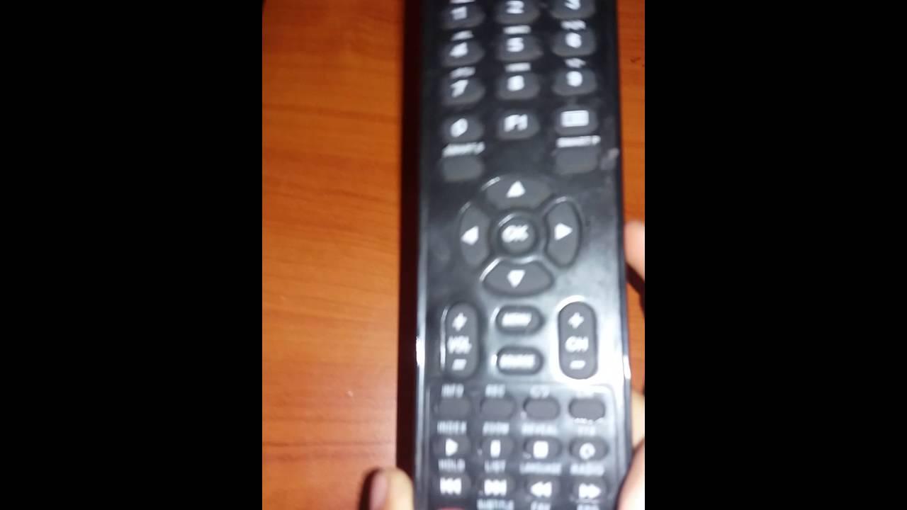 كيف تشعل التلفاز بدون التيليكوموند Youtube