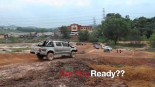 Hilux Tuners Club Malaysia - Santai Offroad