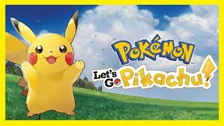 Pokemon: Let's Go Pikachu! (01) - Zaczynamy Przygodę! | Vertez