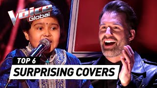 Baixar Most SURPRISING COVERS in The Voice Kids