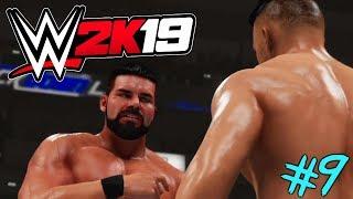 WWE 2K19 : Auf Rille zum Titel #9 - AUS FEINDEN WERDEN FREUNDE ??