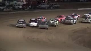 Independence Motor Speedway IMCA Stock Car Feature