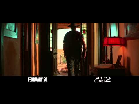 Wolf Creek 2 (2014) Official Trailer [HD]