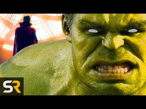 10 Secret Powers You Didn't Know The Avengers Had