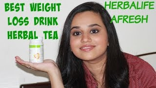 Review Herbalife Afresh | Best Weight Loss Drink | Quick Weight Loss