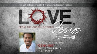 Sunday, February 28, 2021, 11 AM