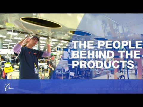 The people behind the products