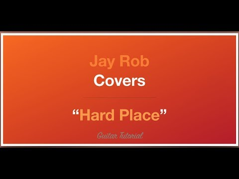Hard Place | H.E.R. | Guitar Tutorial