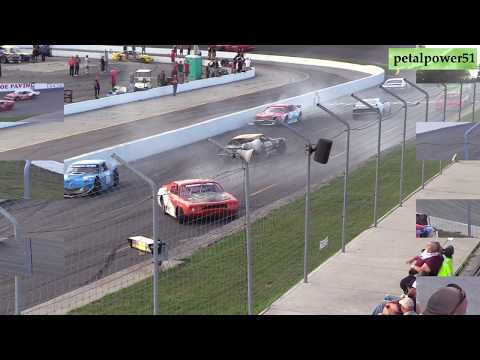 Sunset Speedway, Spins and Crashes 2019 Edition