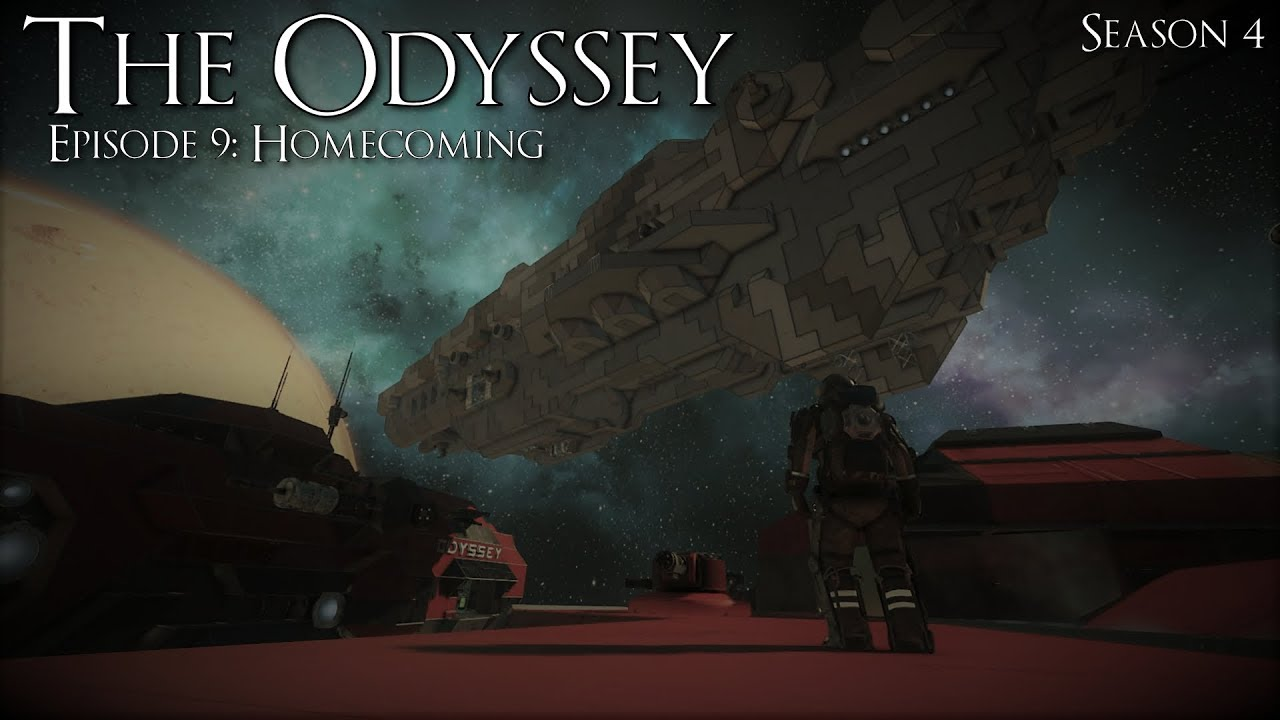 Download Space Engineers: The Odyssey: Season 4: Episode 9: Homecoming