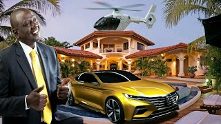 TOP 10 EXPENSIVE Properties OWNED  By William RUTO Worth BILLIONS 》 TOP TEN KENYAN RICHEST