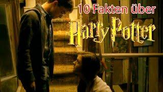 10 magische Fakten über Harry Potter (Sex im Schulgebäude!) [Deutsch - German]