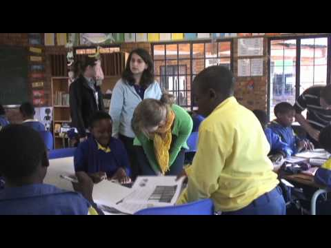 Teaching in South Africa: The Challenge of Making a Difference Part 1