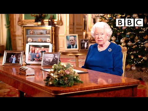 The Queen's Christmas Broadcast 2019 👑🎄 📺 - BBC