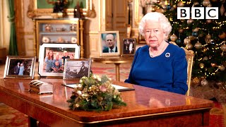 Gambar cover The Queen's Christmas Broadcast 2019 👑🎄 📺 - BBC