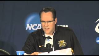 Gregg Marshall discusses being a number one seed