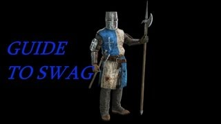 Chivalry: Vanguards - The Ultimate Guide to Vanguard Swaggery