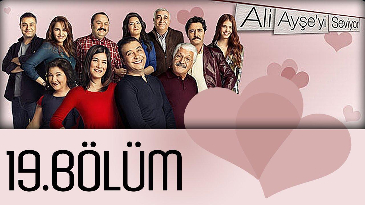 Ali Ayşe'yi Seviyor - 19. Bölüm
