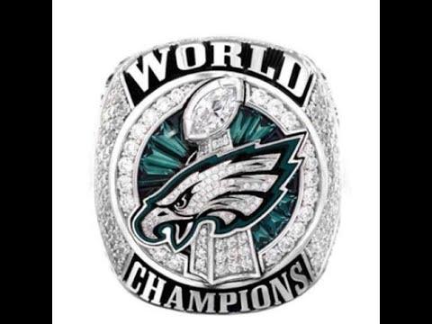 All Super Bowl Rings 1-52