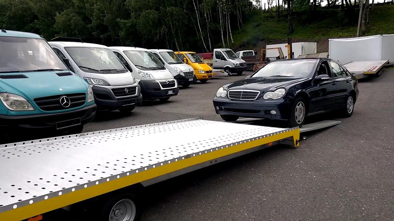 Laweta Aluminiowa Autolaweta Producent Juzjade Pl Tel 606 951 545