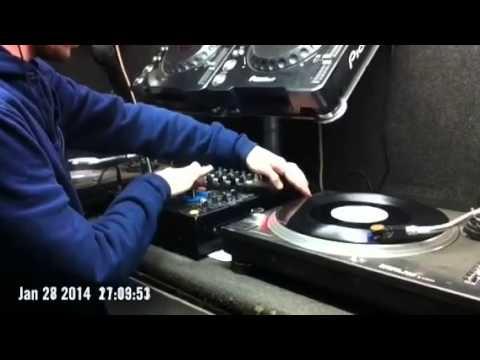 Dj Tel In The mix (Old Skool Garage Vinyls)