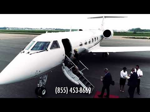 Private Jet Charter for Business Travelers - COVID-19 Virus Clear
