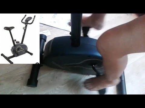 Купили домой велотренажёр Torneo за 7 тыс рублей Видео 2 Сборка ТЕСТ - Продолжительность: 12:53