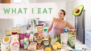HEALTHY GROCERY HAUL | How much $ I spend!