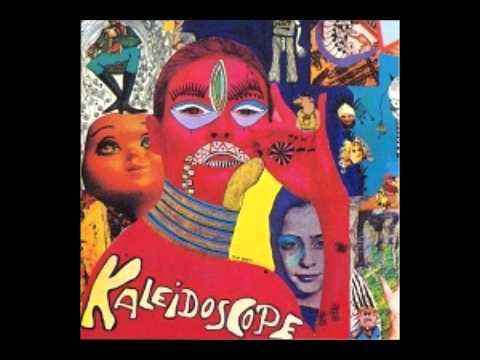 Kaleidoscope - The Kaleidoscope (1969: Rock Mexicano)