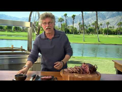 Steven Raichlen's Capetown Lamb on the Gaucho Grill