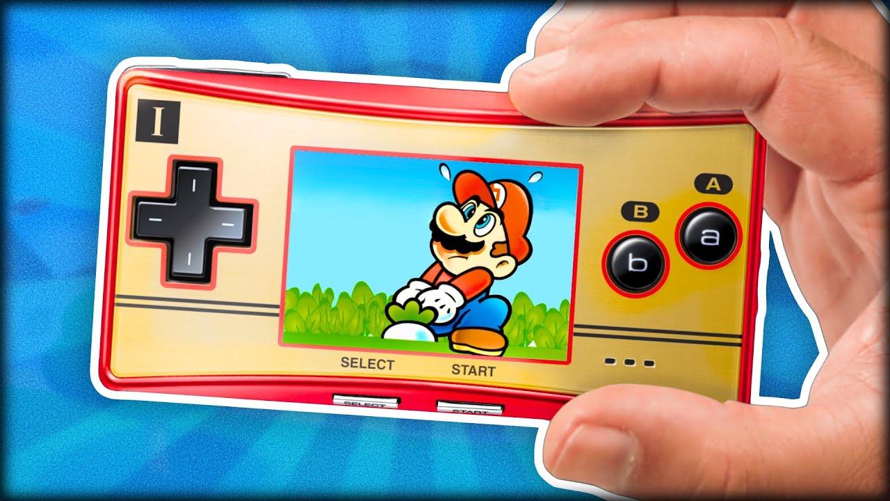 Nintendos vergessener Handheld? - Der GameBoy micro!