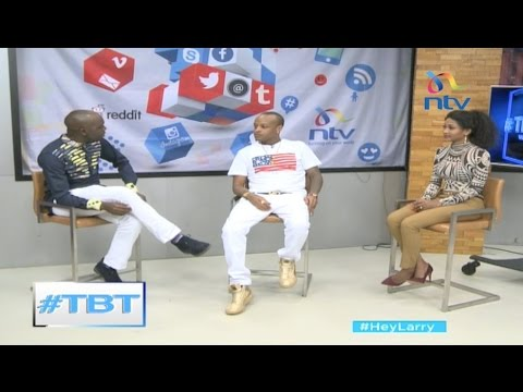 His rapcellency Prezzo and bae graced #theTrend - Best on the Trend 2016