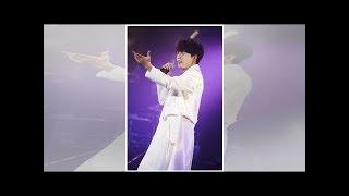 山崎育三郎:キャリア初のライブツアーWOWOWで放送 新旧名曲で観客…