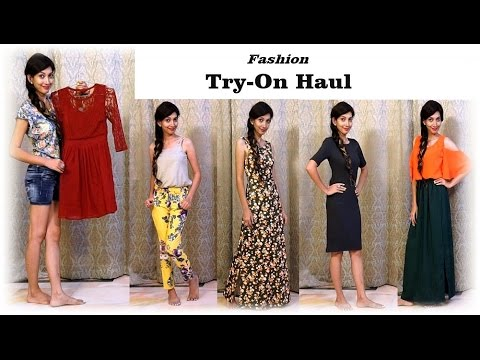 86d430f6ca Indian Youtuber - Summer Fashion Try-on Haul Video – Indian Youtuber