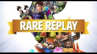 Rare Replay : A Primeira Meia Hora