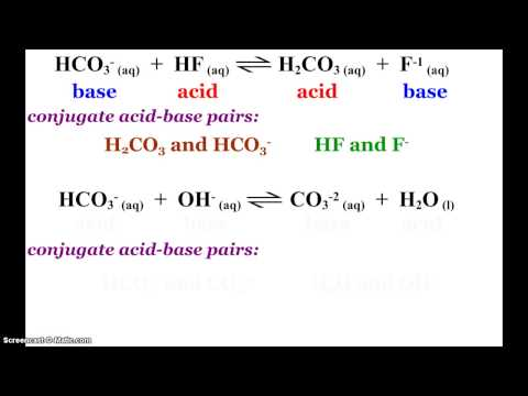AP Chemistry Acids and Bases Part 1