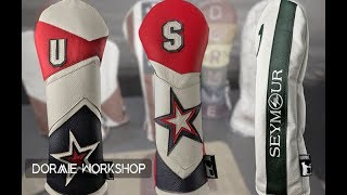 COOLEST CUSTOM GOLF HEAD COVERS