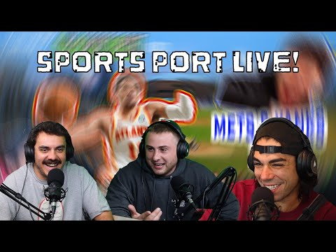 YANKEES & METS RECAP/PREVIEW! NBA FINALS GAME 2 PREVIEW! / THE SPORTS PORT LIVE!