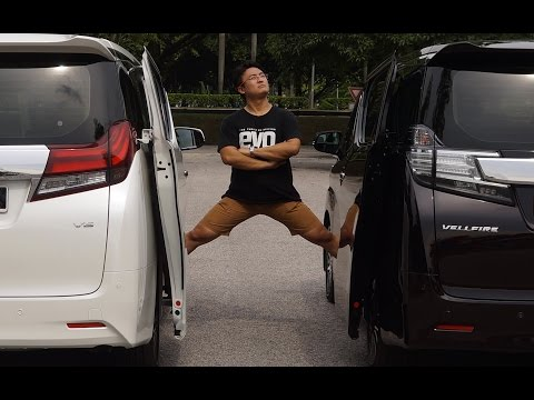 2016 Toyota Alphard 3.5 & Vellfire 2.5 In Depth Road Test Dr