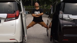 2016 Toyota Alphard 3.5 & Vellfire 2.5 In Depth Road Test Drive Review In Evo Malaysia