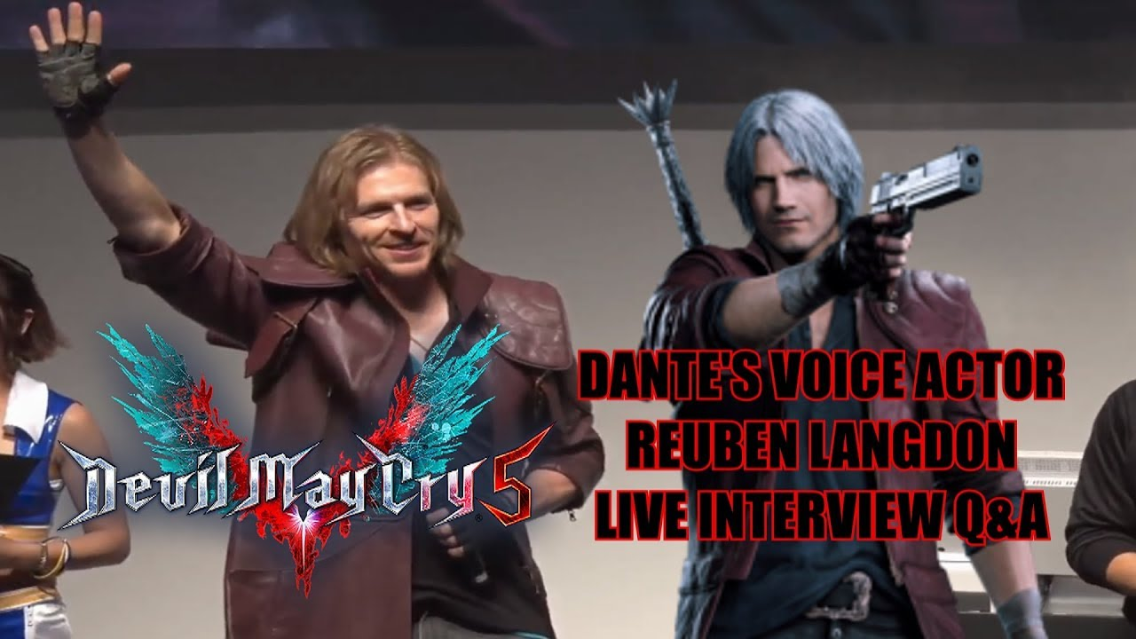 Devil May Cry 5 Voice Actor Pulls Racist And Transphobic Videos