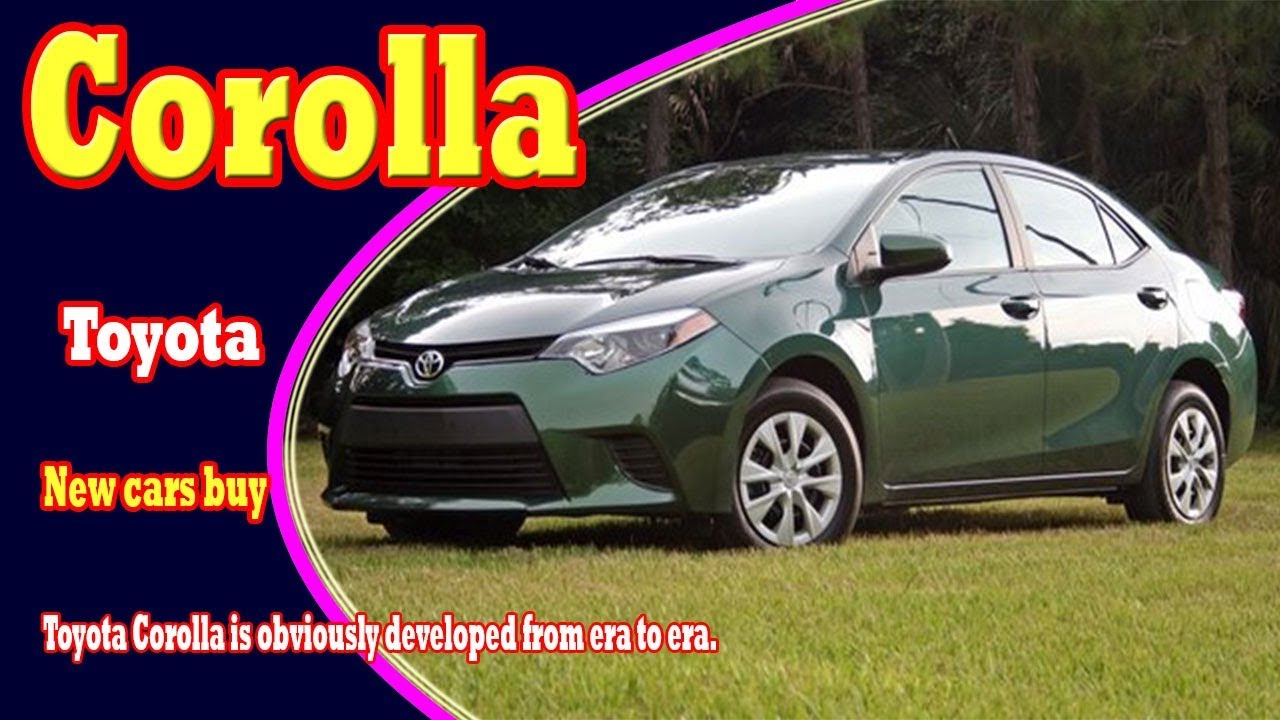 2017 Toyota Corolla Le >> 2020 Toyota Corolla | 2020 Toyota Corolla L | 2020 Toyota Corolla Le | new cars buy. - YouTube
