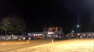 Truck Pulls, Calico Rock AR, Lenny Johnson, Thunder Two
