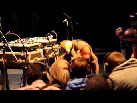 Kid Koala - April 15, Ottawa - Koala Suit Show #79
