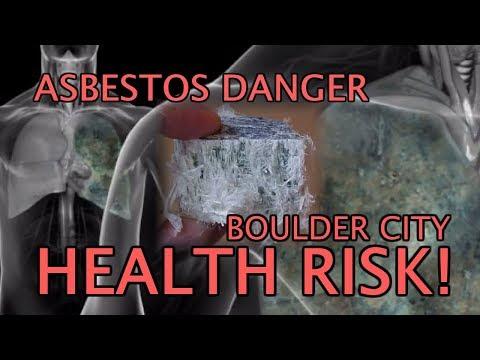 Tests show health risks linked to Boulder City asbestos